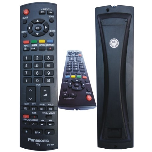 Remote Control Replacement For Panasonic TVs, DVD & DVR