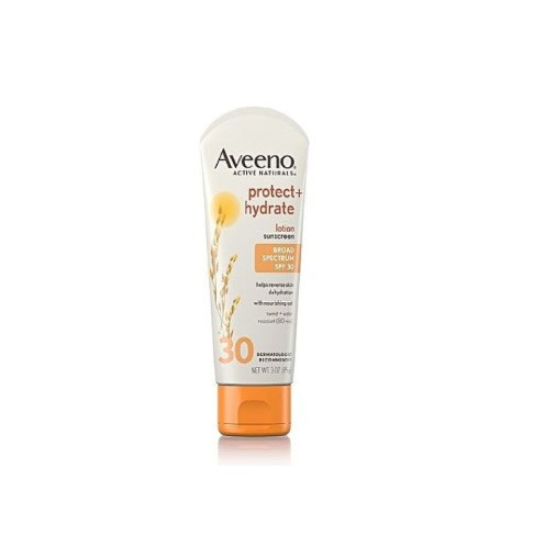 Protect + Hydrate Sunscreen Lotion With Sunscreen Spf 30 (for Face & Body) 3oz.