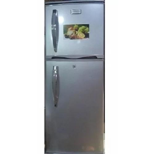Double Door Refrigerator - Hm173r - 173L