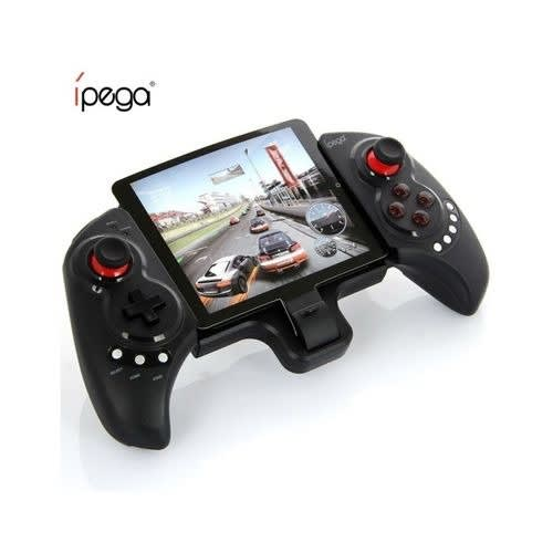 Wireless Bluetooth Gamepad For Android - Pg-9023 - Black.