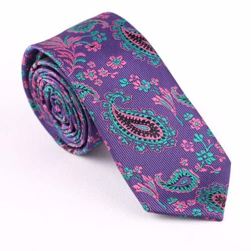 /P/a/Paisley-Print-Tie---Multicolour-6406126.jpg