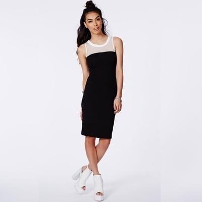 /P/a/Panel-Monochrome-Bodycon-Dress---Black-7836493.jpg