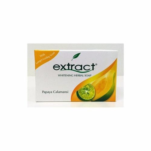 Papaya Calamansi Extract Skin Whitening Soap Konga Online Shopping