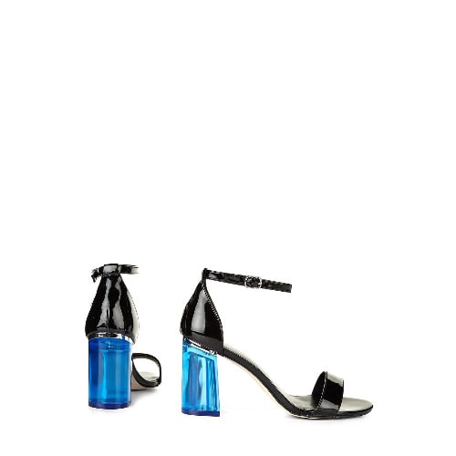 /P/a/Patent-Contrast-Perspex-Flared-Heeled-Sandals---Black--6108752.jpg