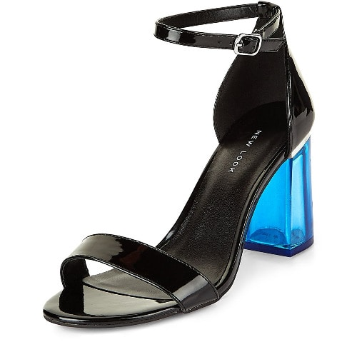 /P/a/Patent-Contrast-Perspex-Flared-Heeled-Sandals---Black--6108753.jpg