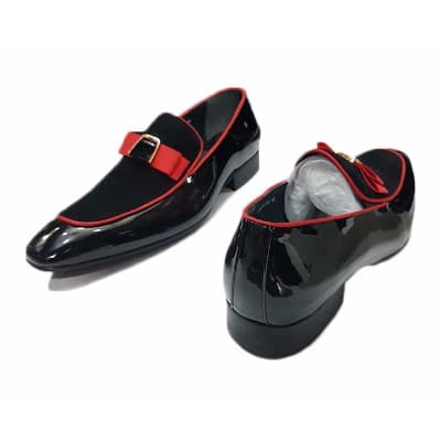 /P/a/Patent-Suede-Bow-Loafer-Shoe-A-Free-Happy-Socks-7782504_1.jpg