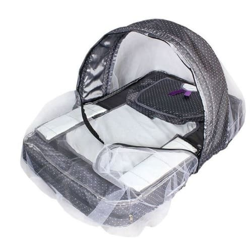 /P/a/Patterned-Convenient-Baby-Bed-With-Net-Multicolour-7553913.jpg
