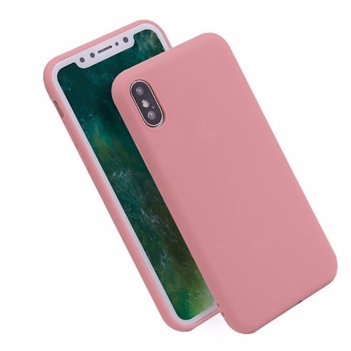 /P/i/Pink-Soft-Frosted-Slim-Fit-Rubber-Silicone-Protective-Phone-Case-for-Apple-iPhone-X-8079751.jpg