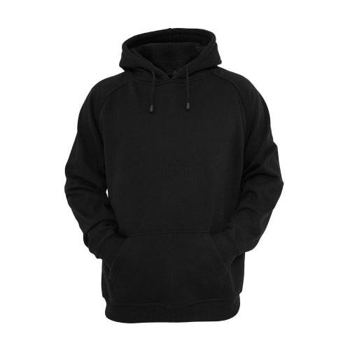 20cc87075 Danami Plain Hoodie - Black | Konga Online Shopping