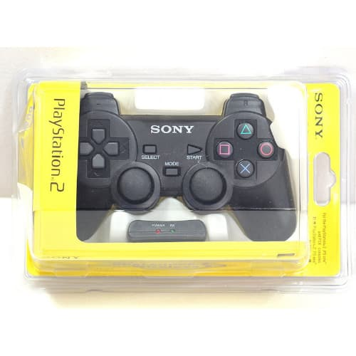 Sony playstation 2 dualshock ps2 wireless remote without box at rs.