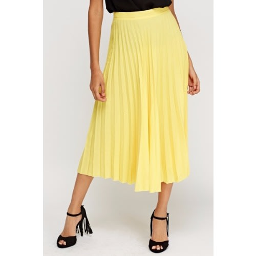 /P/l/Pleated-Maxi-Skirt-For-Ladies---Yellow-7708901_3.jpg