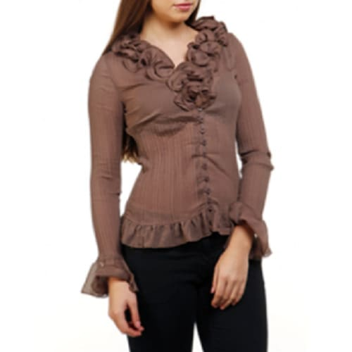 /P/l/Pleated-Ruffle-Neck-Top---Brown-7732302.jpg