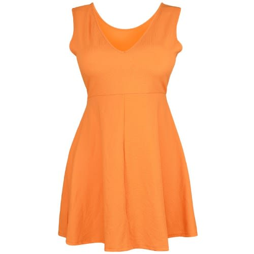 /P/l/Plus-Size-Flare-Sleeveless-Dress---Orange-7859280.jpg