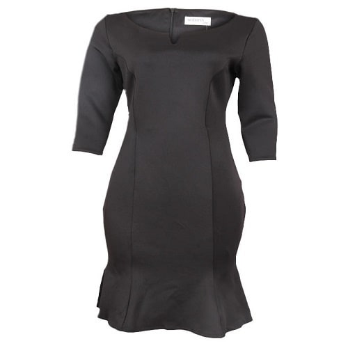 /P/l/Plus-Size-Three-Quarter-Sleeve-Flare-Dress--7543298.jpg