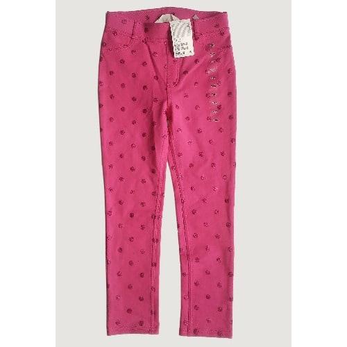fe711ceb8 H   M Polka Dot Jeggings - Pink