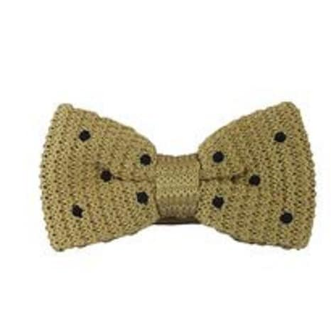 /P/o/Polka-Dot-Label-Knitted-Bow-Tie---Gold-7023269.jpg