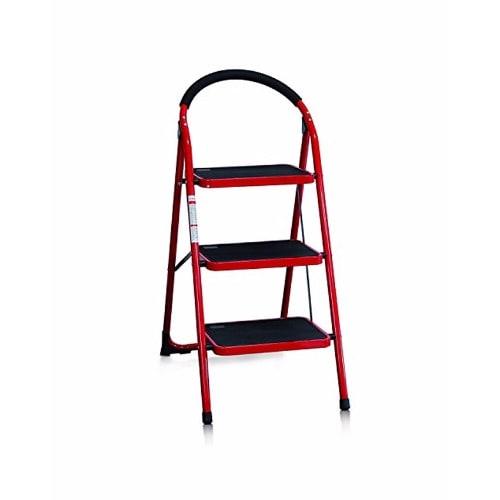 Portable Household 3 Step Ladder Konga Online Shopping