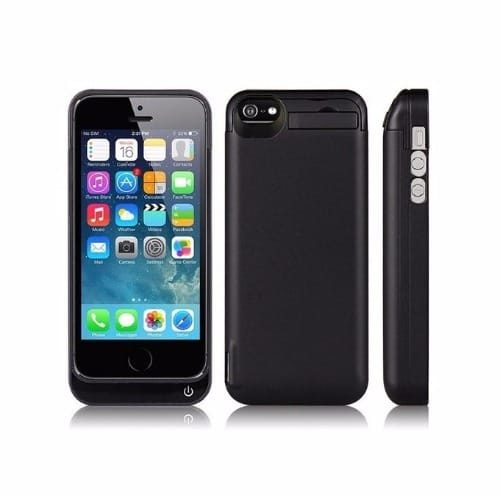 online retailer 3b870 50d2a Power Bank Case for iPhone 6 & 6S
