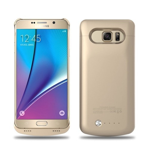 online retailer 94d63 5703f Power Case for Galaxy Note 5 - Gold