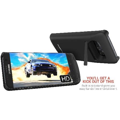 promo code 88a94 2ad3c PowerBear Battery Case for Samsung Galaxy S7 Edge