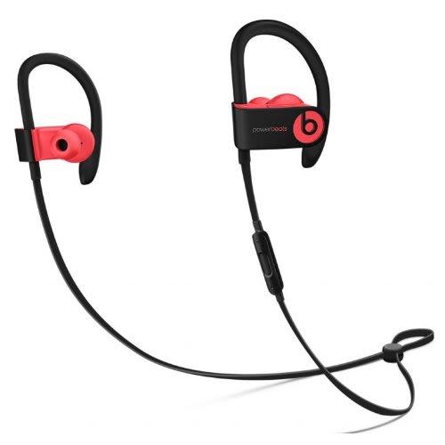 3c31afe0543 Beats Powerbeats 3 In-Ear Bluetooth Sport Headphones - Black and Red ...