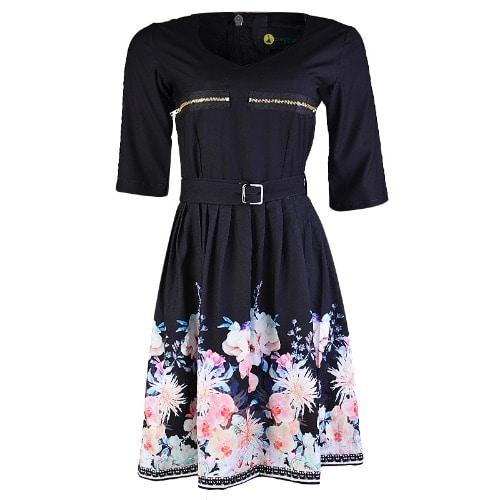 /P/r/Preggies-Label-Maternity-and-Nursing-Mom-Dress-with-Floral-Boundaries---Black-7217319.jpg