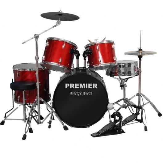 /P/r/Premier-5-piece-Drum-Set---Laser-Red-8003998.jpg
