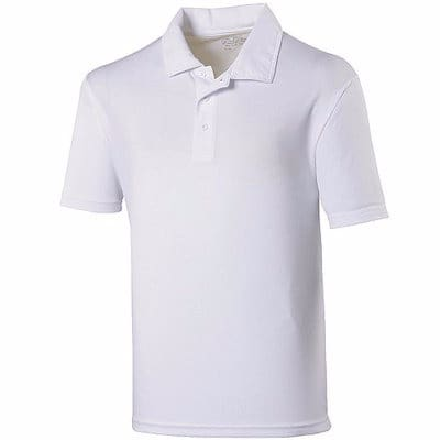 b2cc87c5 Chrysolite Designs Plain Polo T-shirt - White | Konga Online Shopping
