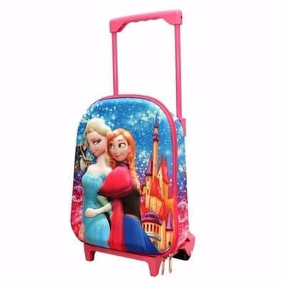 Princess School Bag For Girls