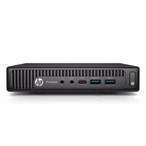 ProDesk 600 G2 Mini-Desktop-Intel core i5- 4GB RAM-500GB HDD-Win 10...