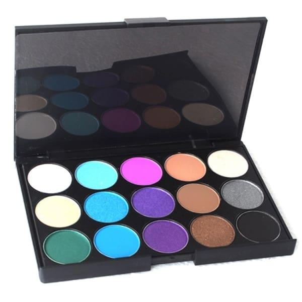 Professional 15 Color Eye Shadow