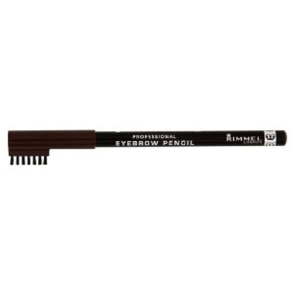 Rimmel London Professional Eyebrow Pencil Shade Black Brown