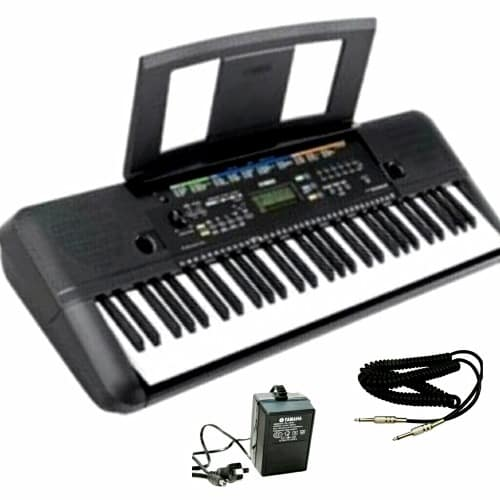 yamaha professional keyboard piano with adaptor and cord psr253 konga online shopping. Black Bedroom Furniture Sets. Home Design Ideas