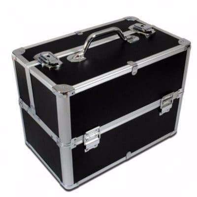 Professional Makeup Box Black Konga Online Shopping