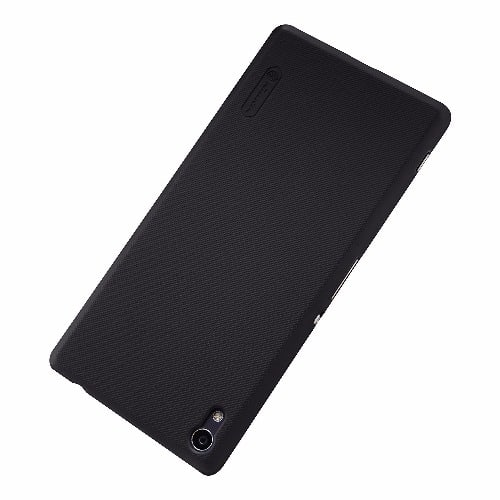 check out f4e90 c13bb Protective Hard Back Case for Sony Xperia X - Black