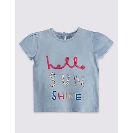 /P/u/Pure-Cotton-Hello-Sun-Shine-Slogan-Appliqu-T-Shirt-6087426_1.jpg