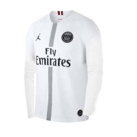 2086483e8 Nike Paris Saint Germain Ucl Away Shirt 2018 2019 - Long Sleeve ...