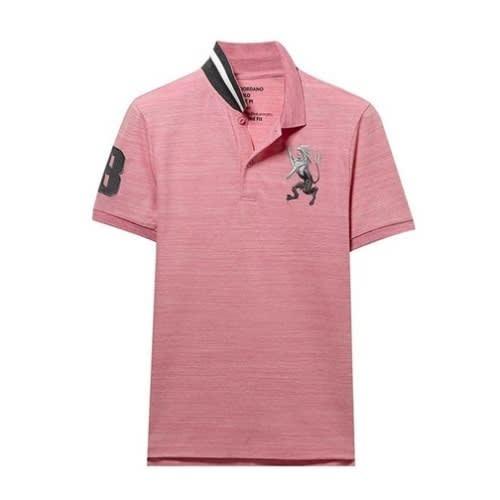 84574441279d Giordano Men's Polo Shirt - Light Pink | Konga Online Shopping