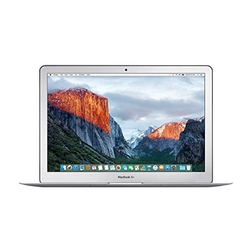 Macbook Air Intel Core I5, 1.6 Ghz, 128gb Ssd, 8gb Ram, 13.3'' Mac Os Sierra 2015 Edition