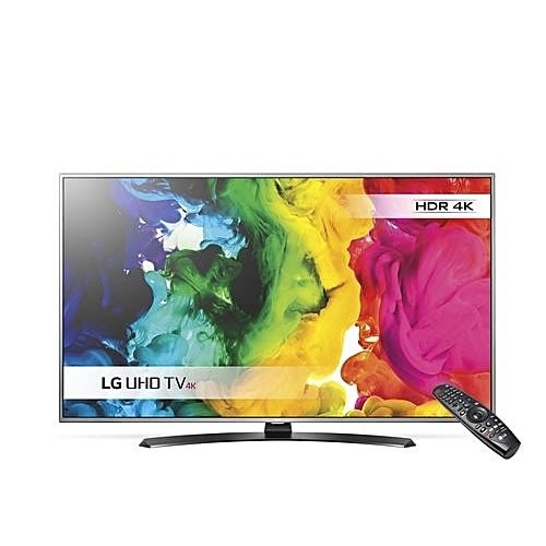 """75"""" Smart Uhd 4k Satellite Tv + Magic Remote-75uk7050 With two years warranty"""