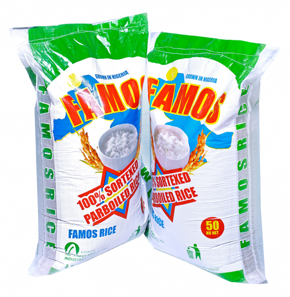 Famos Rice 50kg