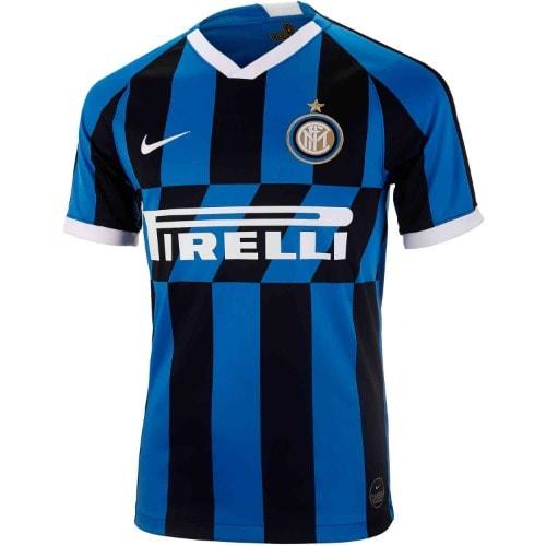size 40 29a7d d76a8 Inter Milan 2019/2020 Home Jersey