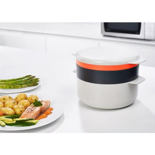 Microwave 4 Piece Cooking Set