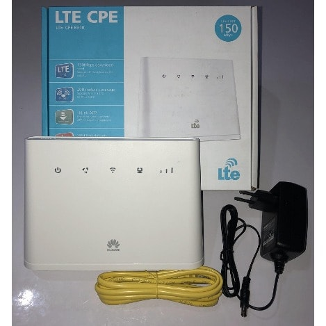 B310 4G LTE Universal CPE Router For All Networks - White
