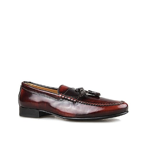 64e61c71 Zara Men's Classic Leather Penny Loafer | Konga Online Shopping