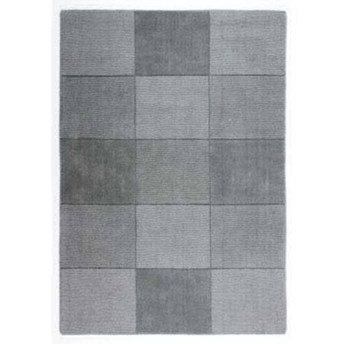 Centre Rug - Light Grey - 150 x 210cm