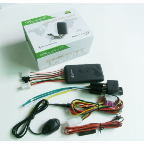 Multi Function GPS Vehicle Tracking Device
