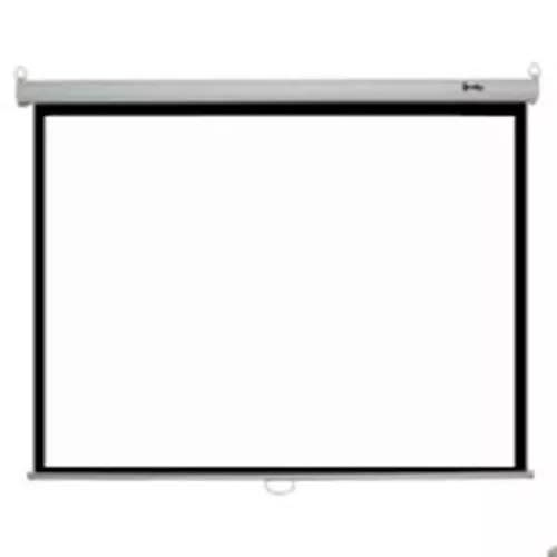 72 X 72 Manual/ Wall Projection Screen
