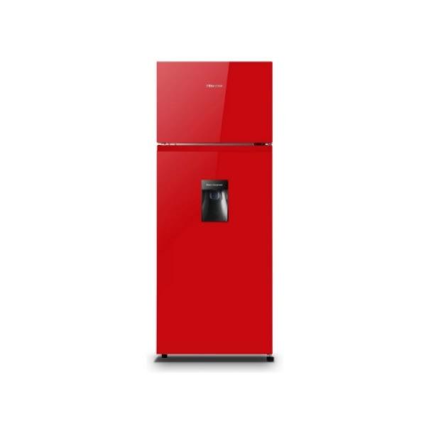 Double Door Refrigerator W/ Dispenser 205DRB - 204 Liters.