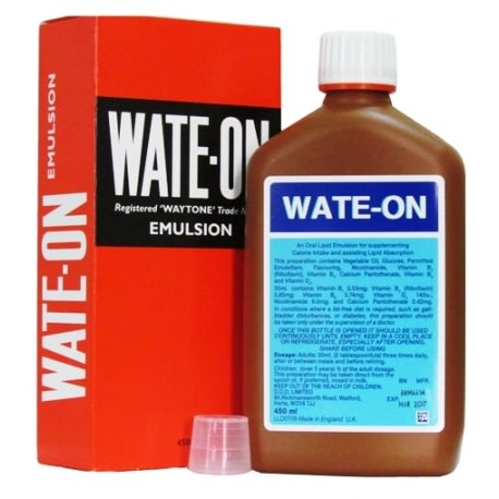 Wate-on Emulsion for Weight Gain - 450ml